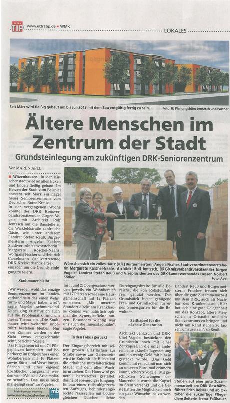 12-06-27 Grundsteinlegung APH - Witzenhausen extratip_Web