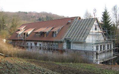 Richtfest Wohnheim Schweizerhaus