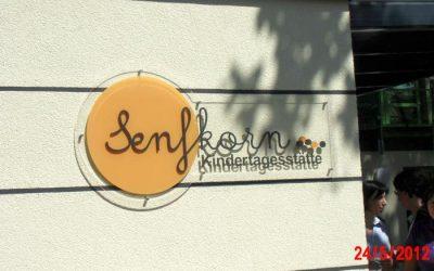 """Einweihung Kindertagesstätte """"Senfkorn"""""""