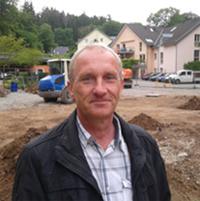 Baustart für die neue Rastenberger Werkstatt