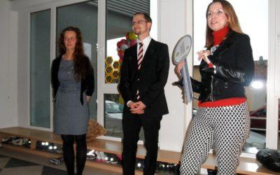 """Eröffnungsfeier im Kindergarten """"Zum Bienenschwarm"""" Ulrichshalben"""