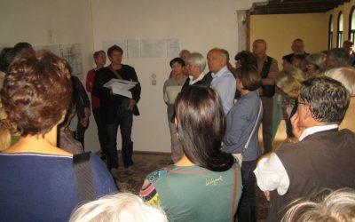 Tag des offenen Denkmals im Haus 2 der Marie-Seebach-Stiftung