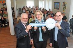 Eröffnung des Pflegeheimes in Wermsdorf