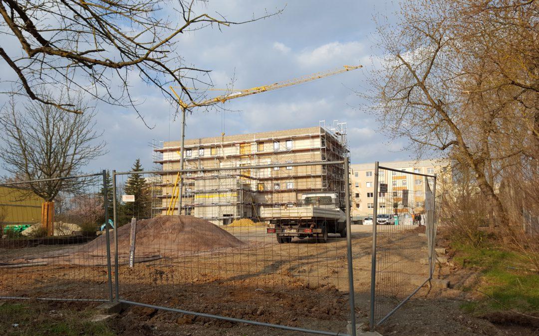 Richtfest Medizinisches Versorgungszentrum Weimar-West