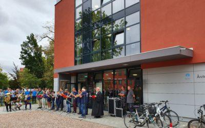 Eröffnung des Ärztehaus Arnstadt