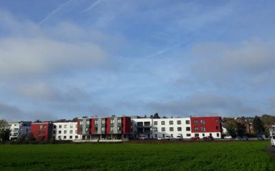 Eröffnung der DRK Senioren- und Pflegeeinrichtung in Büdingen