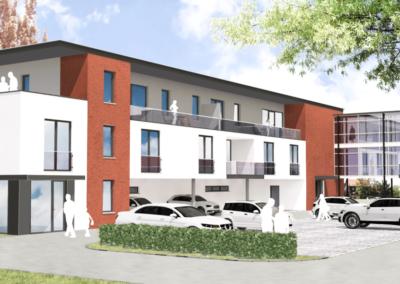Erweiterung Sozialzentrum | Stregda