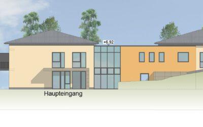 Spatenstich Hospitz Schauenburg-Hoof