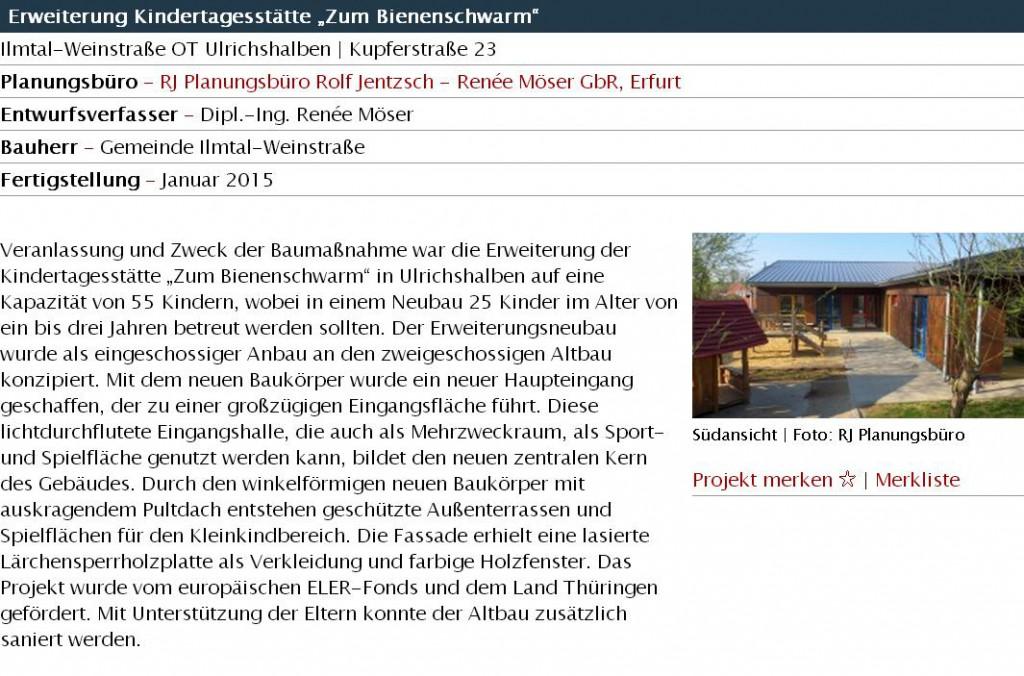 Pressetext Kita Ulrichshalben