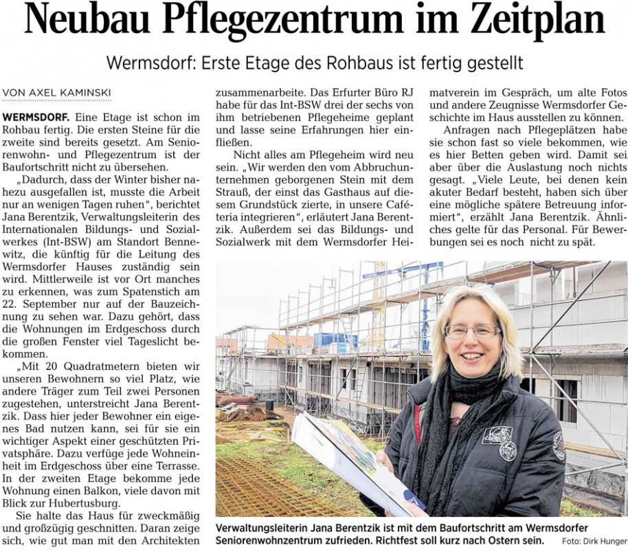 Pressetext-OAZ