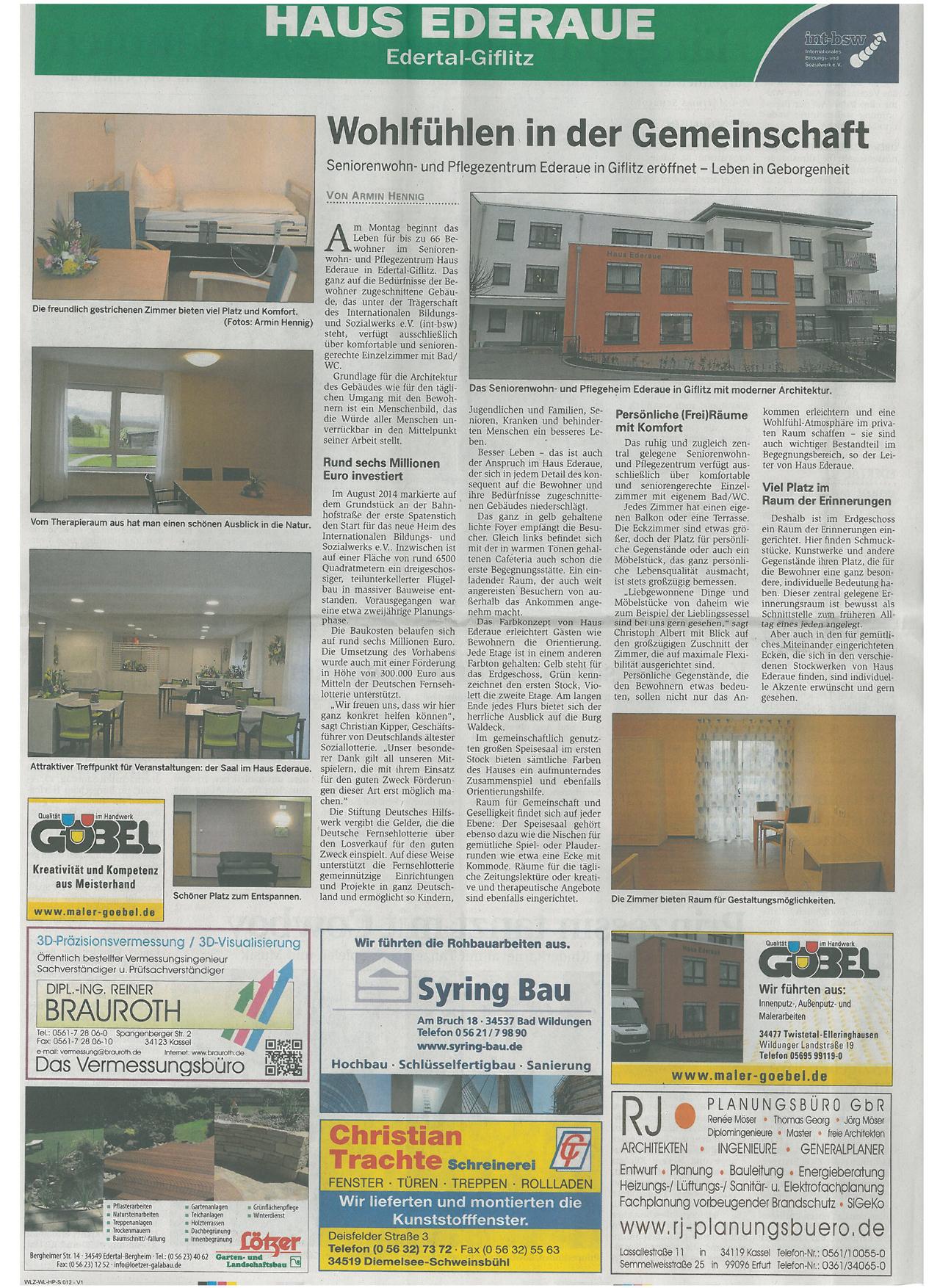 Waldeckische Landeszeitung1